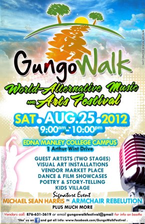 Event: Gungo Walk World Alternative Music & Arts Festival