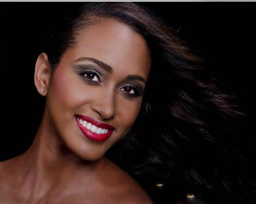 Photo: Deanna Robins is Miss Jamaica World 2012