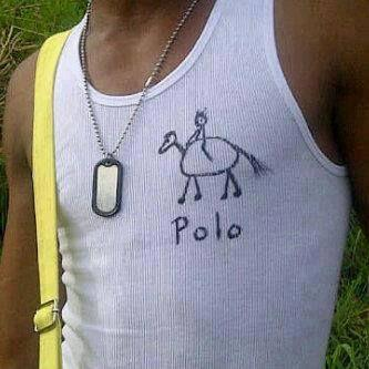Look Yah: New Line Of Polo Wear