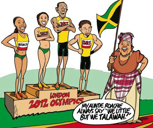 Another Great Clovis Cartoon: