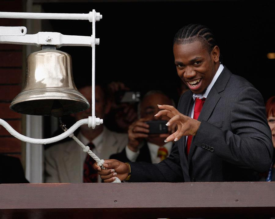 Look Yah: Yohan Blake Rings The Bell At Lords