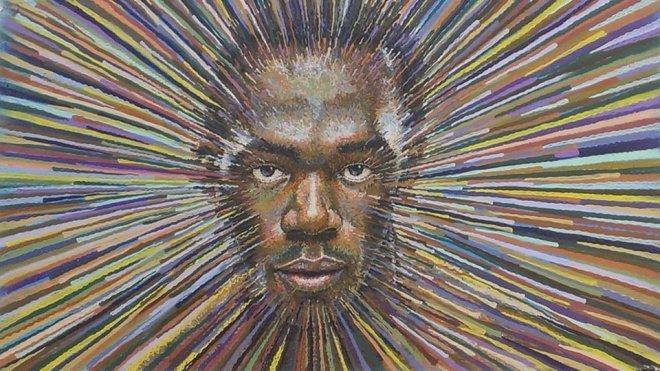 Art: Usain Bolt