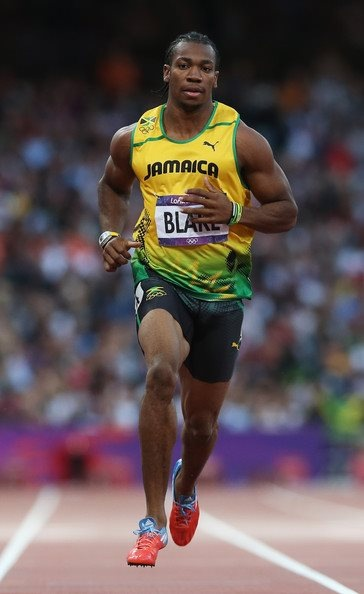 Oh Lawd: IOC Not Happy With Yohan Blake For Wearing A ...