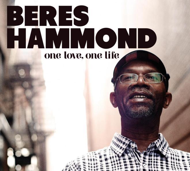 Look Yah: Cover of Beres's Hammond's New Album