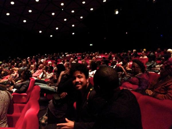 Look Yah: Better Mus' Come Had A Full House At British Film Insitute