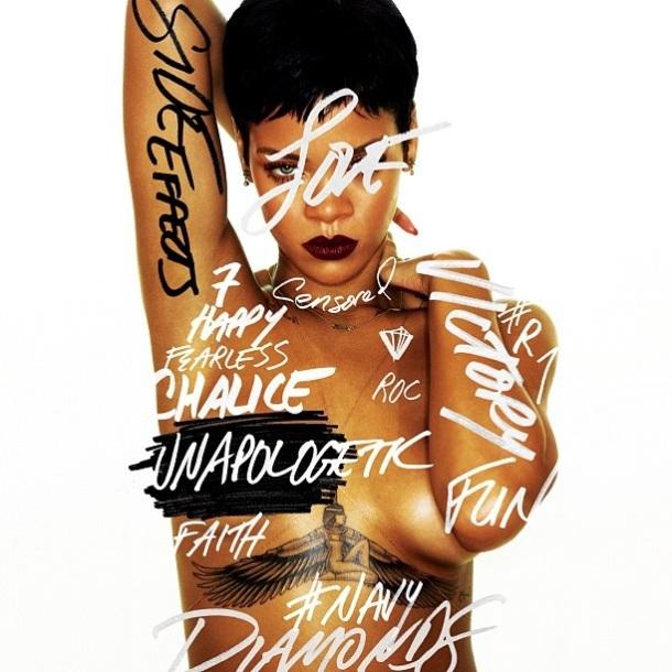 Look Yah: Rihanna Release's New Album Artwork