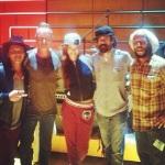 Bruno, Rihanna, Damian, Ziggy