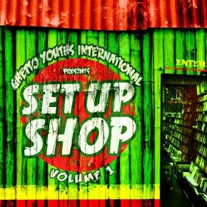 Marley's 'Set Up Shop' With Their Ghetto Youths International Compilation