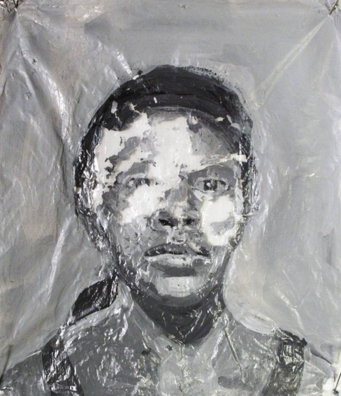 Self Portrait by Camille Chedda