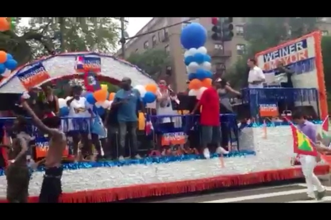Weiner West Indian Day Parade
