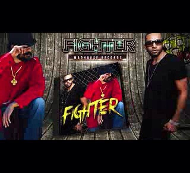 Cham feat Damian Marley Fighter