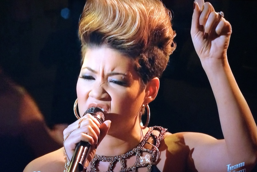 Tessanne-Chin redemption-song