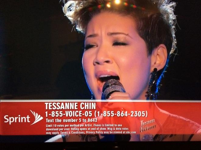 Tessanne-The-Voice
