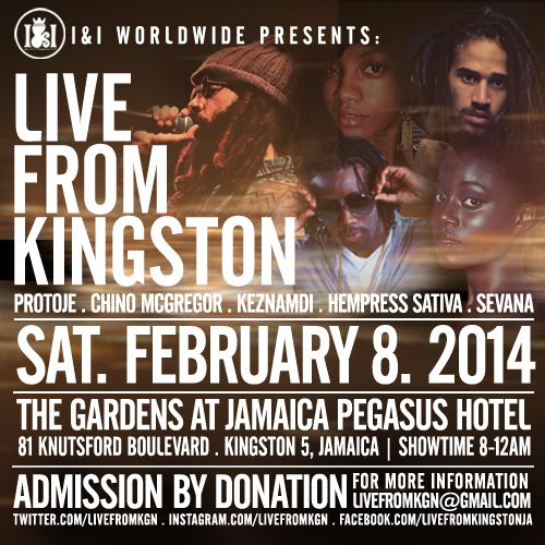Live From Kingston 1