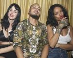 Rihanna Walshy Fire & Katy Perry 1