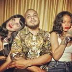 Rihanna Walshy Fire & Katy Perry