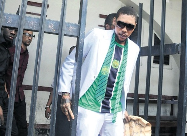 Vybz Kartel Has Been In Jail For Five Years But Still Rules Dancehall Credit Everynight Images Shutterstock Rex Prison Photo