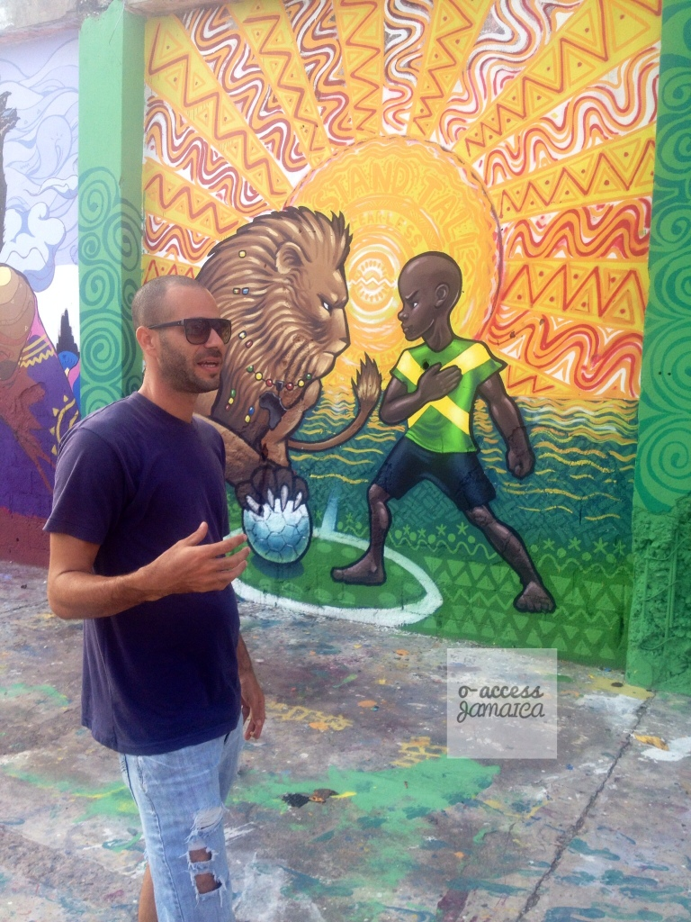 Andrew Paint Jamaica