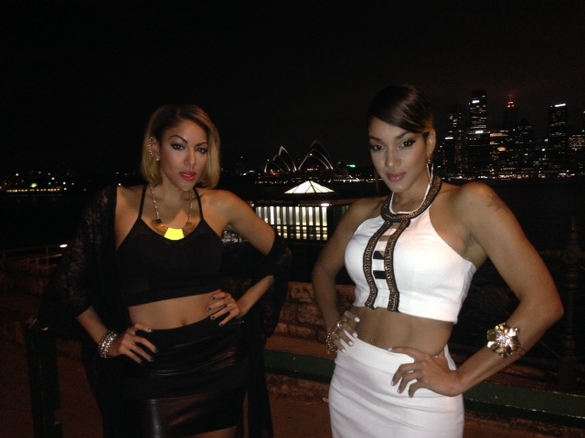 Nyla & Nyanda In Sydney Australia