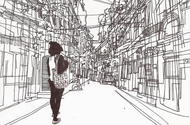 Sheena Rose - Many Streets (Barbados)