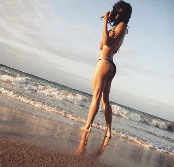 Samantha J Beach Bod