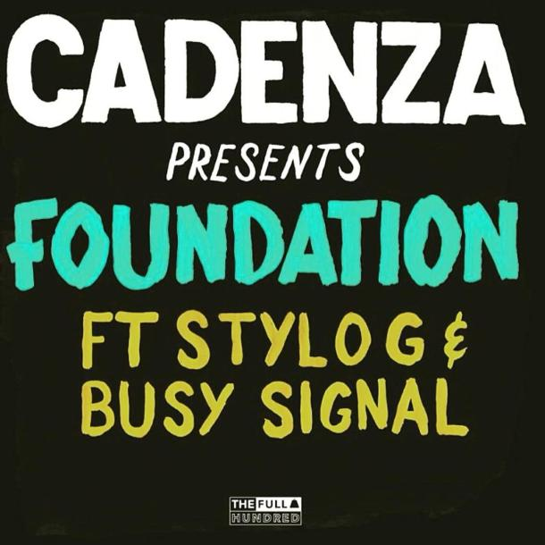 Cadenza Foundation Busy Signal Stylo G