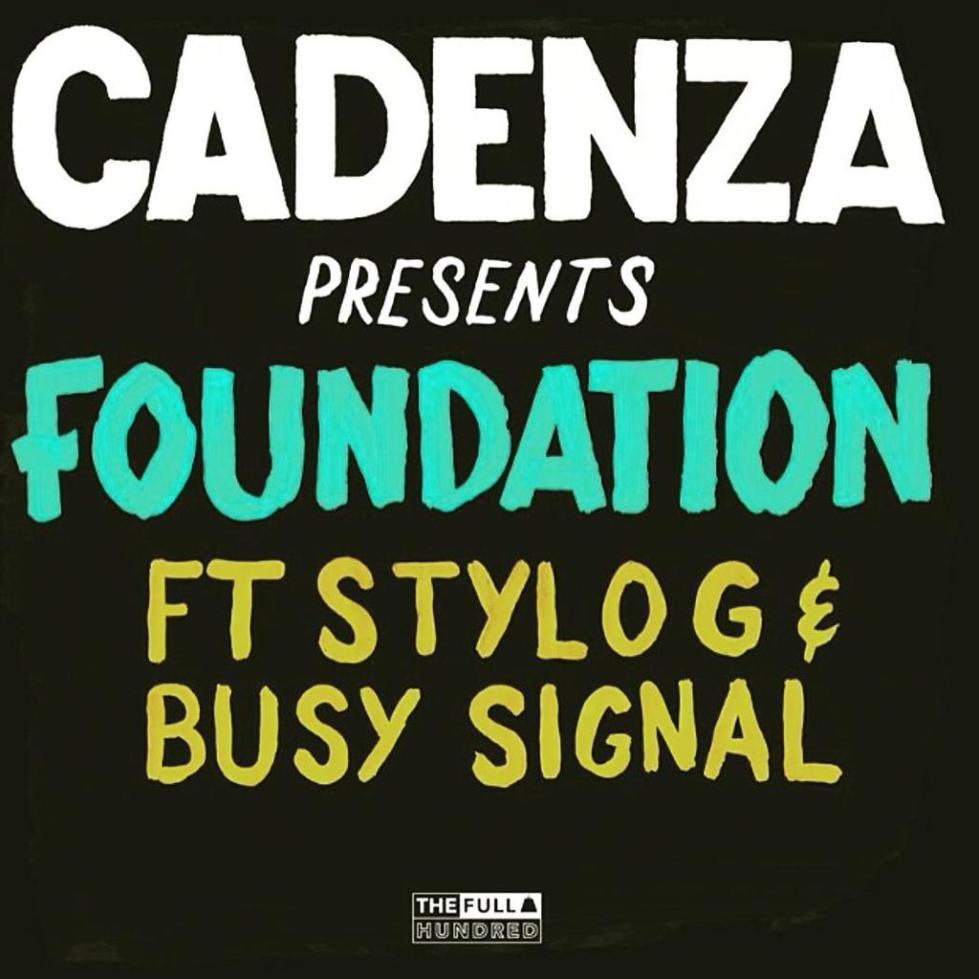 Cadenza Foundation Busy Signal Stylo G