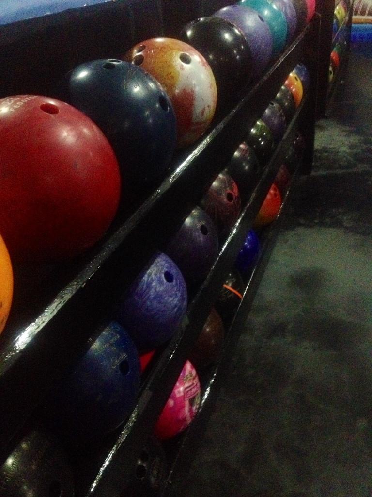 JZ Bowling Balls