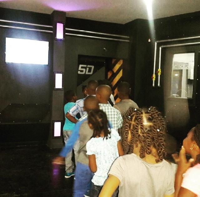 JZ Kids Buzzers 5D Cinema