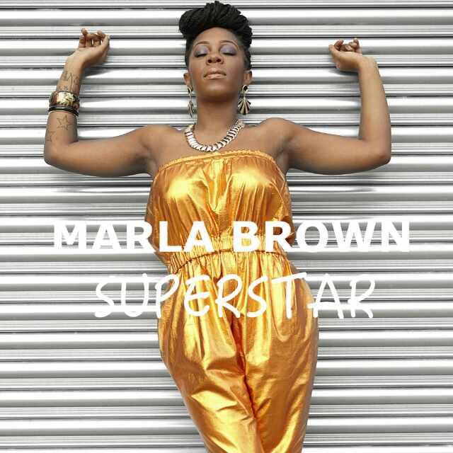 Marla Brown Superstar