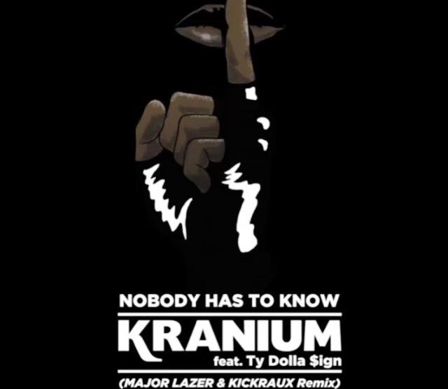 Kranium Major Lazer Remix