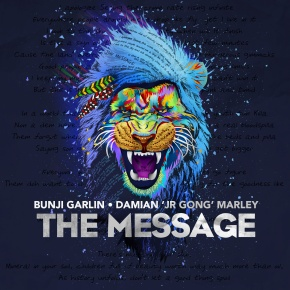Bunji Garlin & Damian Marley Join Forces To Deliver TheMessage