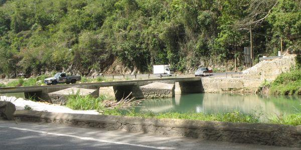 Flat Bridge, St Catherine, Jamaica.