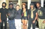 Reggae Power launch Steve James