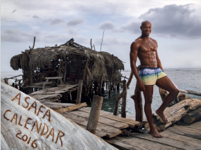 Asafa Powell Launches His 2016 Calendar & You Can Win One!