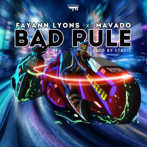 Fay-Ann Lyons & Mavado Teams Up For Afro Soca Track … Bad Rule