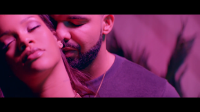 Watch!!!! Rihanna Push It Up Pon Drake In 2 Videos For Work