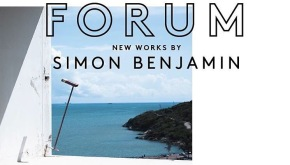 NLS Presents Simon Benjamin's FORUM exhibition