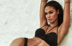 Supermodel Joan Smalls Shoots In Jamaica