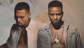 Listen To Chris Brown DJ Dancehall Style With Konshens For A Remix Of Bruk Of Yuh Back