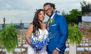 Craigy T Marries His Longtime Girlfriend