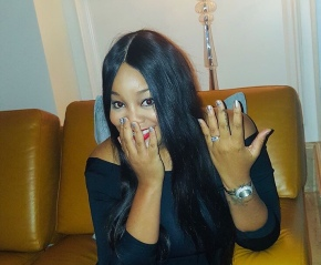 Dancehall Diva Tifa Gets Engaged